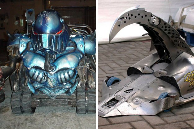can you still remember the robots from robot wars. Black Bedroom Furniture Sets. Home Design Ideas
