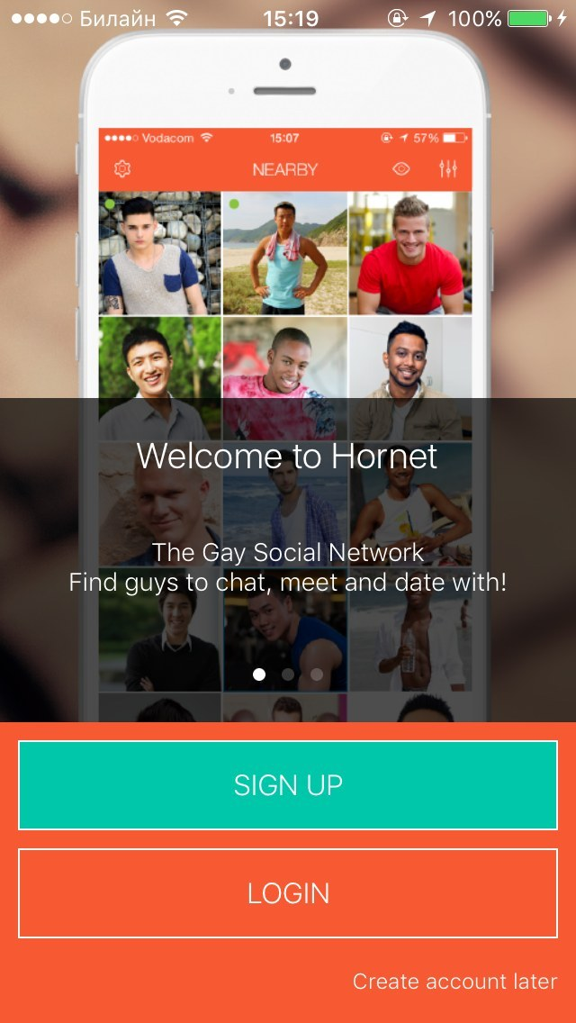 Hornet - Gay Chat & Hookup