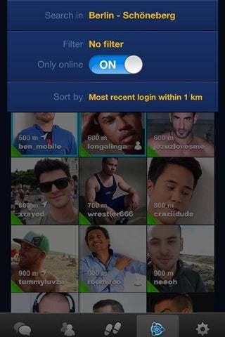 MOST POPULAR GAY HOOKUP APPS