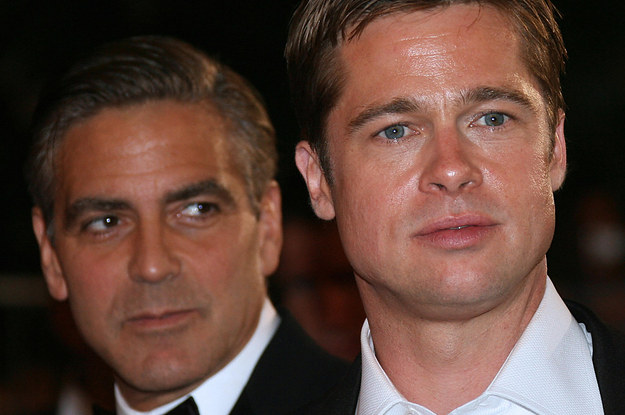 a young george clooney almost got brad pitt 39 s part in thelma and louise. Black Bedroom Furniture Sets. Home Design Ideas