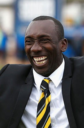 Jimmy Floyd Hasselbaink – Manager of QPR