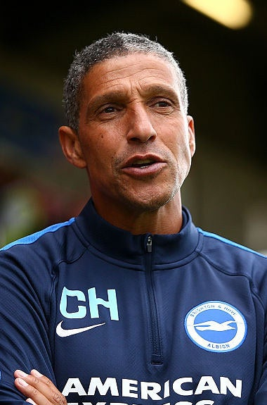 Chris Hughton - Manager of Brighton