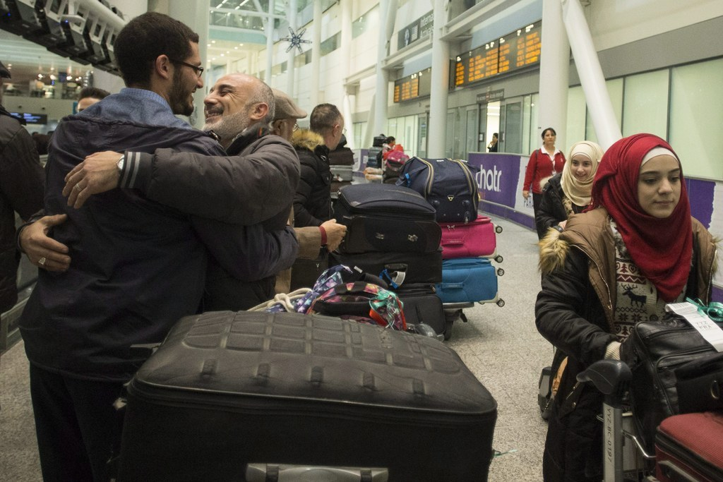 how many refugees came to canada in 2010