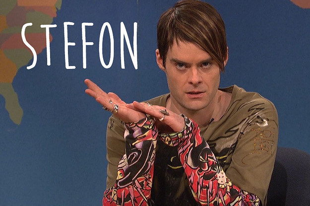 28 Of The Best Saturday Night Live Characters Of All Time