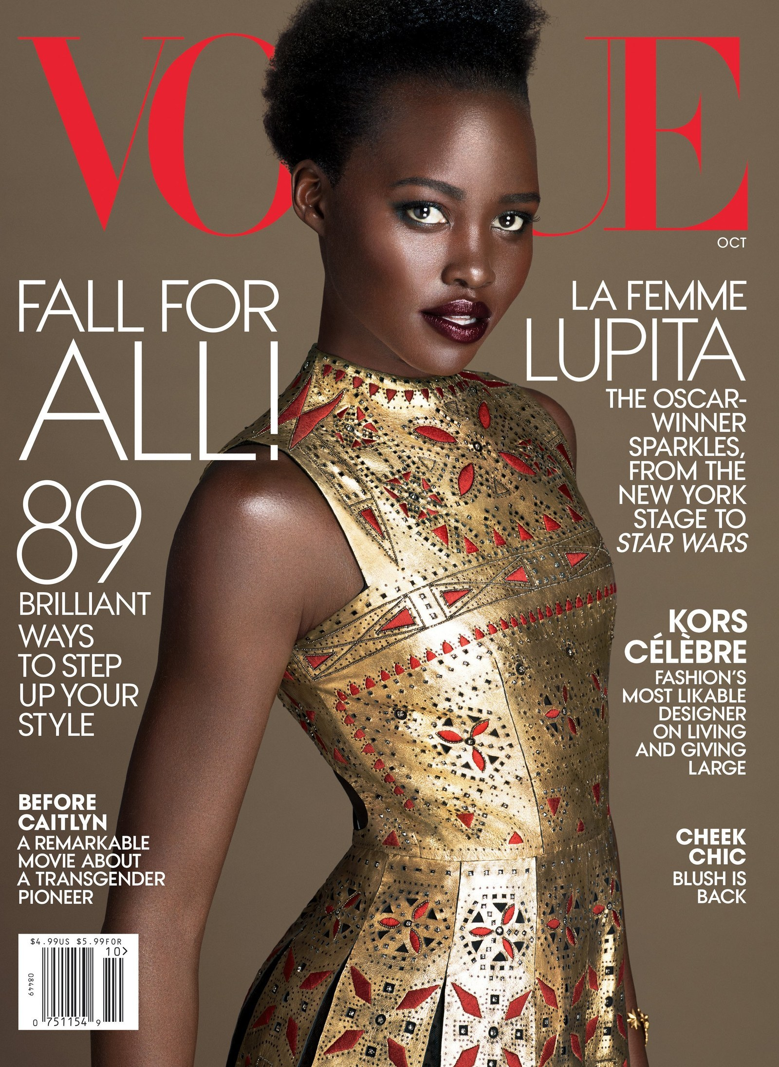 "Why Lupita Nyong'o Didn't Want To Be Seen In ""Star Wars"""
