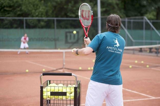 Amstelpark tennis shop
