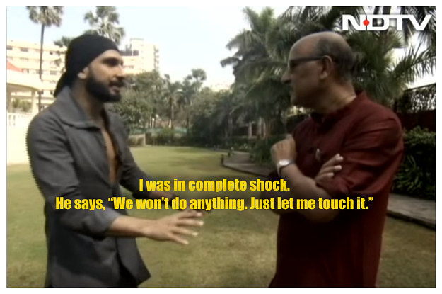 Ranveer Singh Talked About Facing The Casting Couch And Its Uncomfortably Real-8453