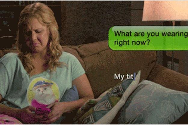 how do u start sexting