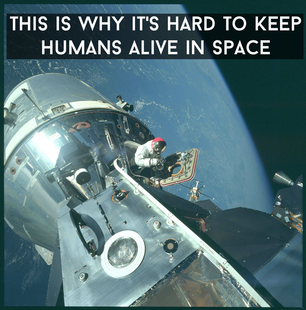 13 Ways Your Body Can Go Wrong In Space