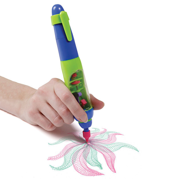 A Spyro Gyro pen to bring your doodling to the next level.