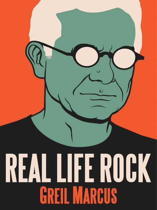 """This book collects all of music critic legend Greil Marcus's """"Real Life Rock Top Ten"""" columns published between 1986 and 2014 in the Village Voice, Artforum, Salon, City Pages, Interview, and The Believer. This is a truly amazing body of work, with Marcus delivering insightful thoughts on a wide range of topics, including books, movies, art shows, concerts, spam emails, and, more than anything else, music. This is essential reading for anyone interested in critical writing."""