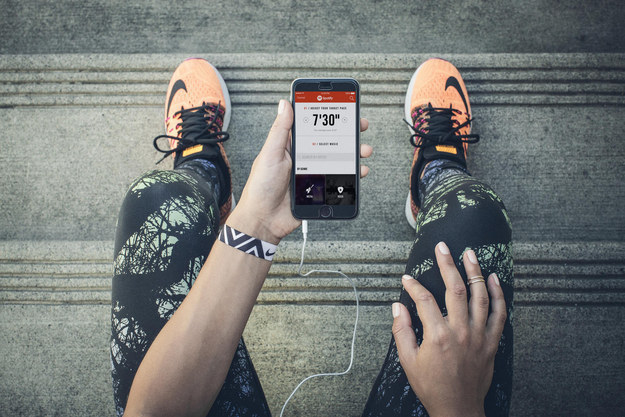 Nike+ Running & Spotify (free with Spotify Premium, iOS) uses the power of music to push you to your limit.