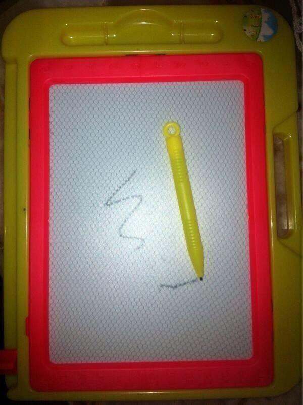 El iPad original: