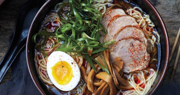 Resultado de imagen para receta de ramen casero