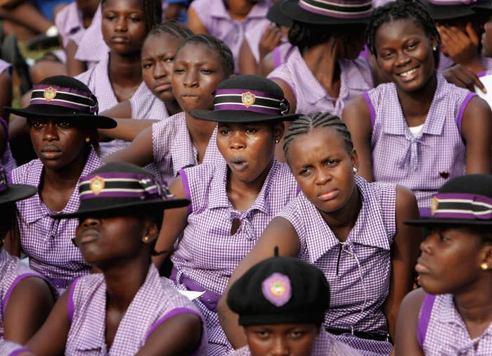 Sierra Leone Banned Pregnant Girls From School And This Lawmaker ...