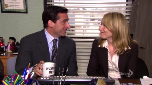 """Steve Carell Talking About """"The Office"""" And Michael Scott ..."""
