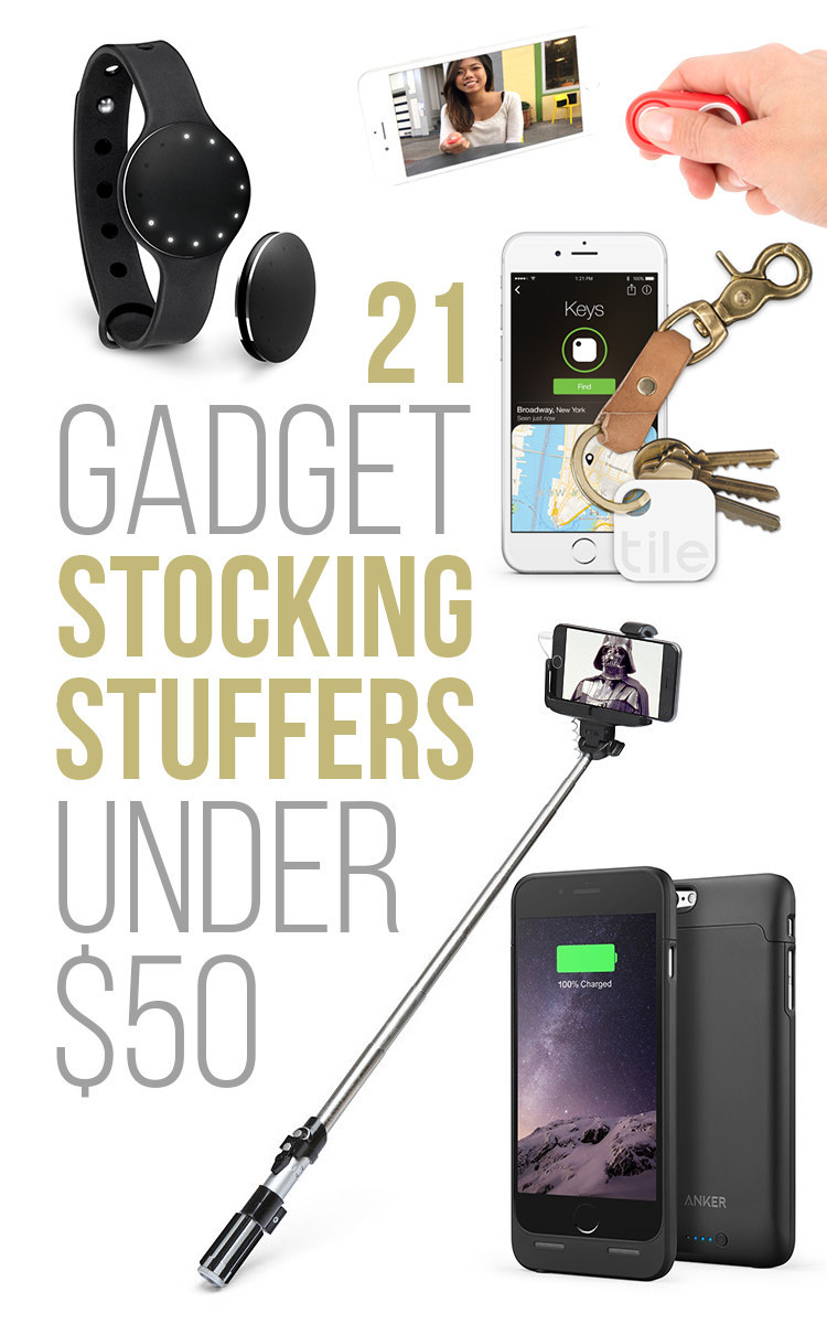 21 Ridiculously Cool Last-Minute Gifts Under $50