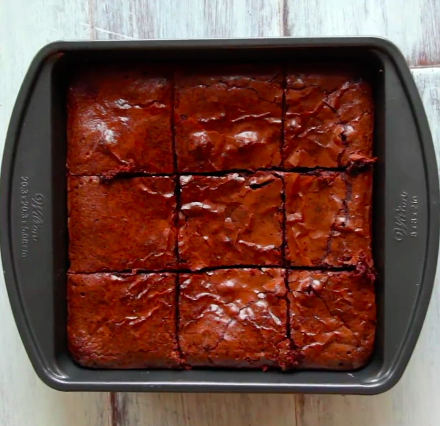 These Oreo Chocolate Chip Brownies Are Basically A Work Of Art