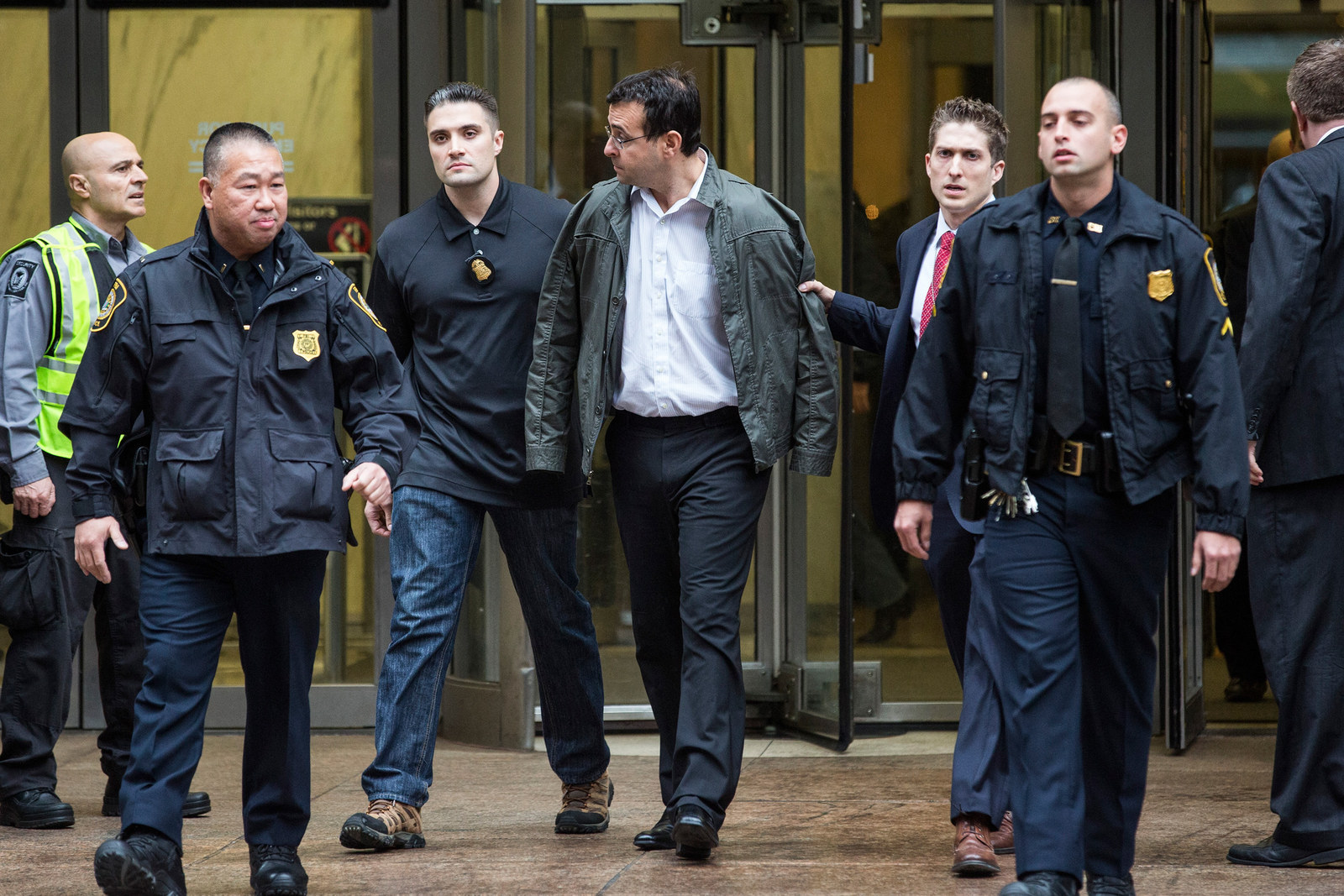 Martin Shkreli Allegedly Told Investors He Had $35 Million; He Really Had $700