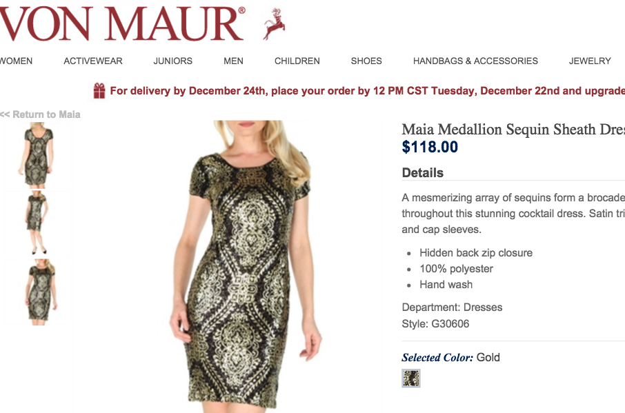 Von Maur Is Ing This Maia Dress For 118 The Similar Slate Willow On Right Lists A Retail Value Of 348