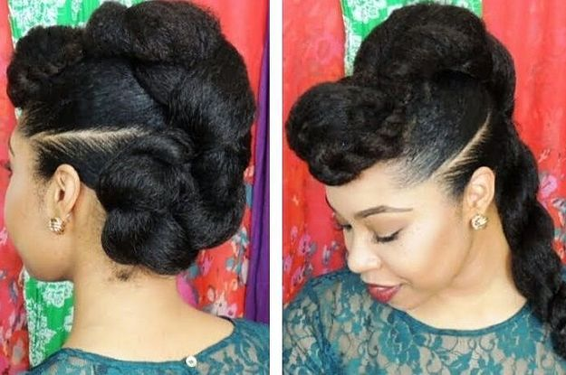 cute hair styles for homecoming 13 and easy ways to style hair for a 9104 | no auntie im not gonna straighten it 2 9104 1450457068 1 dblbig