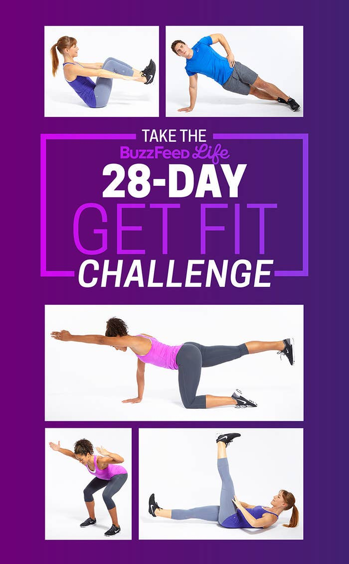 d4c8604532 This 28-Day Challenge Will Get You To Actually Start Working Out