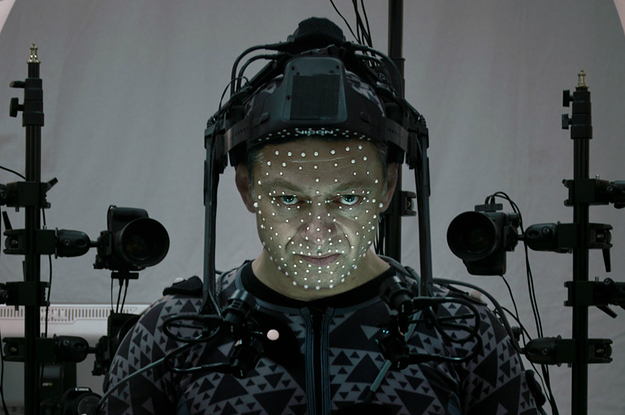 Andy Serkis, Motion Capture King & His Next Role