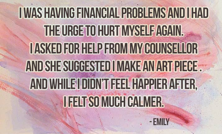 38 People Share What Helped Them Resist The Urge To Self-Harm