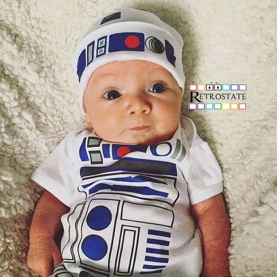 "Star Wars Nerd Gift: 23 Gifts For The Baby ""Star Wars"" Geek In Your Life"