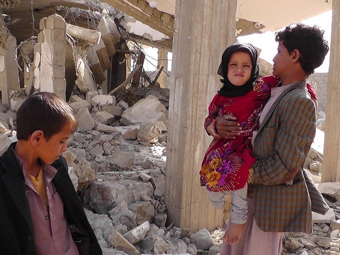 The Saudi Arabia-led air campaign against the Houthi rebels that seized control of Yemen has lasted for nine months now, creating a situation that aid groups and the United Nations have declared a humanitarian disaster.