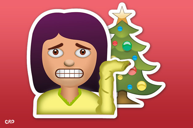 Christmas Emojis.15 Christmas Emojis You Could Definitely Use Right Now