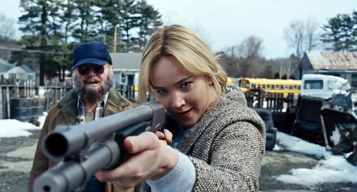 Jennifer Lawrence's New Movie Is Basically Just A Bunch Of GIFs Of Her In Search Of A Movie