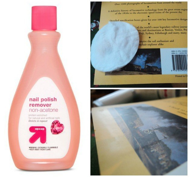 Nail Polish Remover That Works: 4 Ways To Easily Remove Stubborn Price Stickers From Gifts