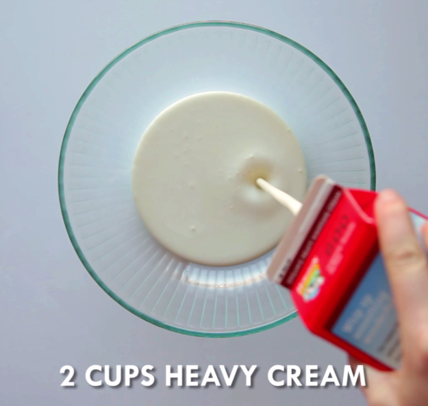 Egg Nog Using Heavy Cream: Eggnog Pie Is The Greatest Thing To Ever Happen To Your