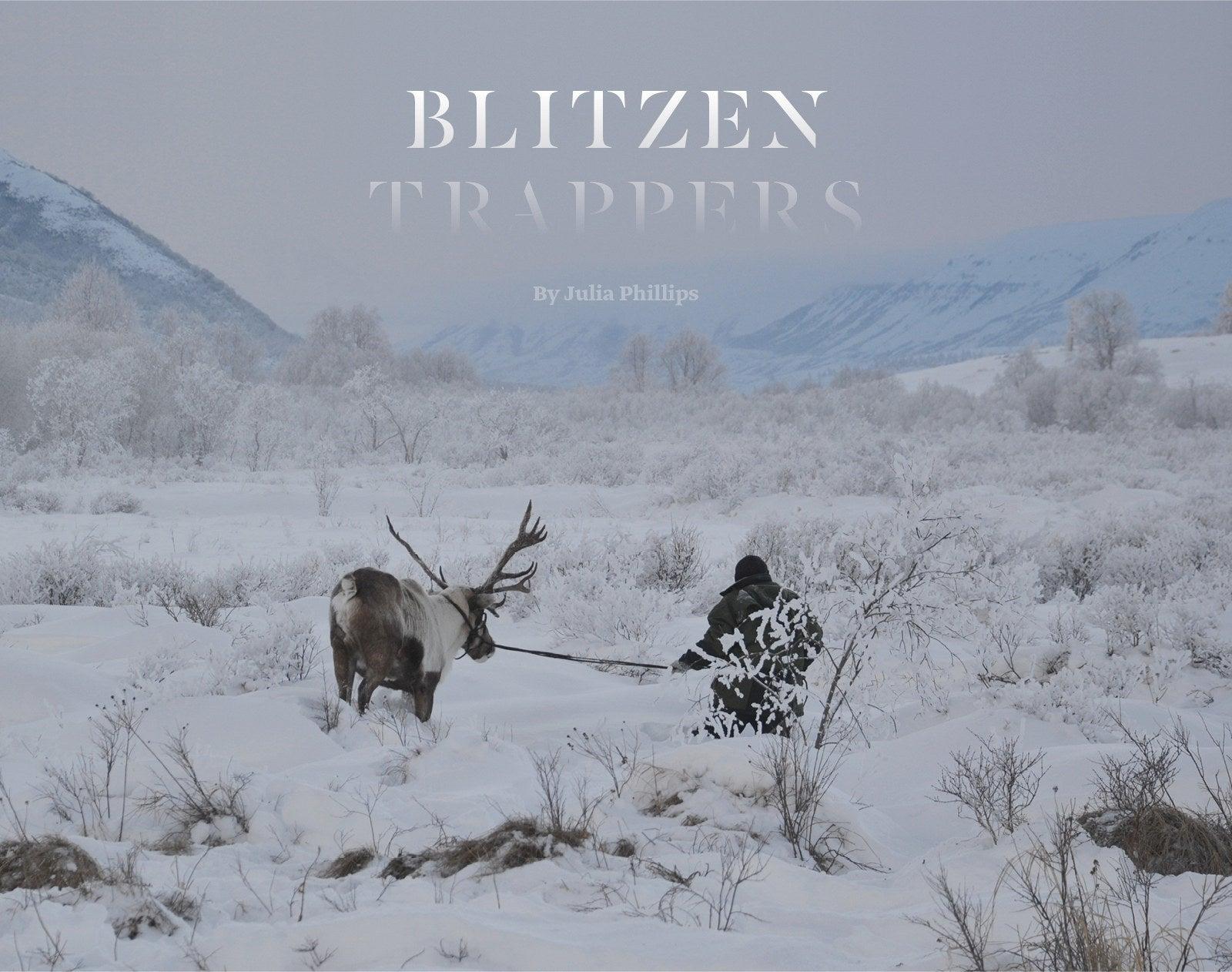 russia u0027s nomadic reindeer herders face the future