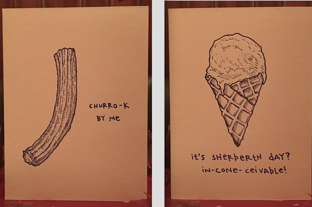 This Woman Has Created Every Amazing Food Pun In The Universe