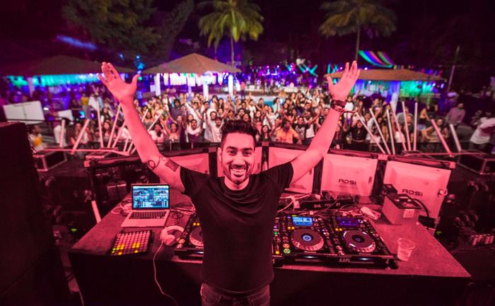 After opening for Skrillex and releasing an album during a freakin' ganpati visarjan, it's safe to say that Udyan Sagar is the most explosive DJ act in the country today.
