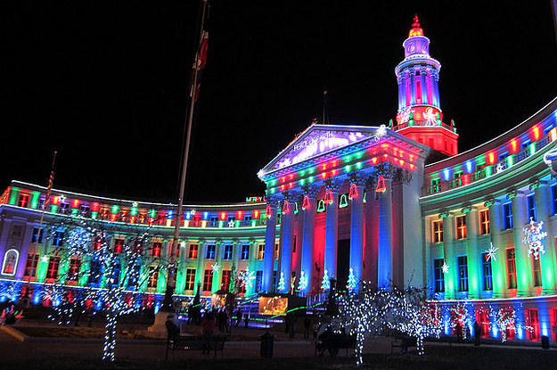 33 Cities Around The World That Kill It On Christmas