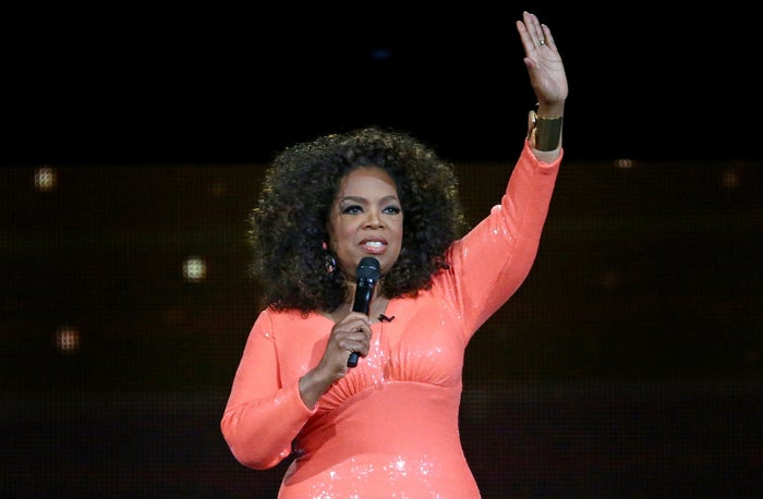 Oprah Winfrey bought a 10% stake in Weight Watchers in October.