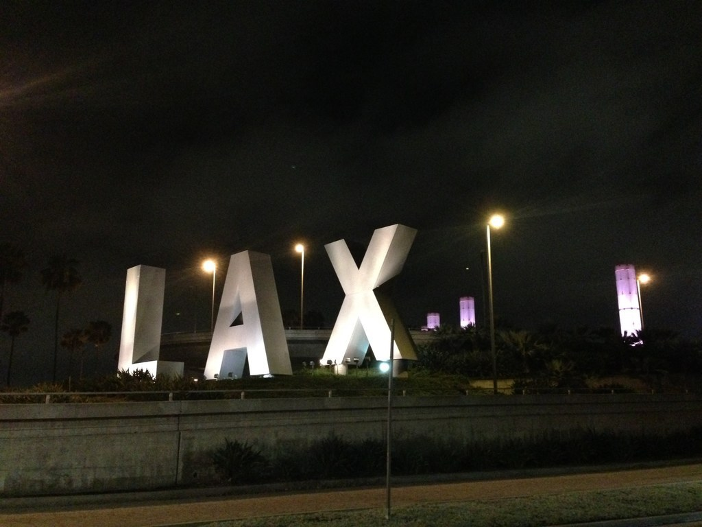 Lyft Becomes First Ride-Hailing Service Allowed At LAX
