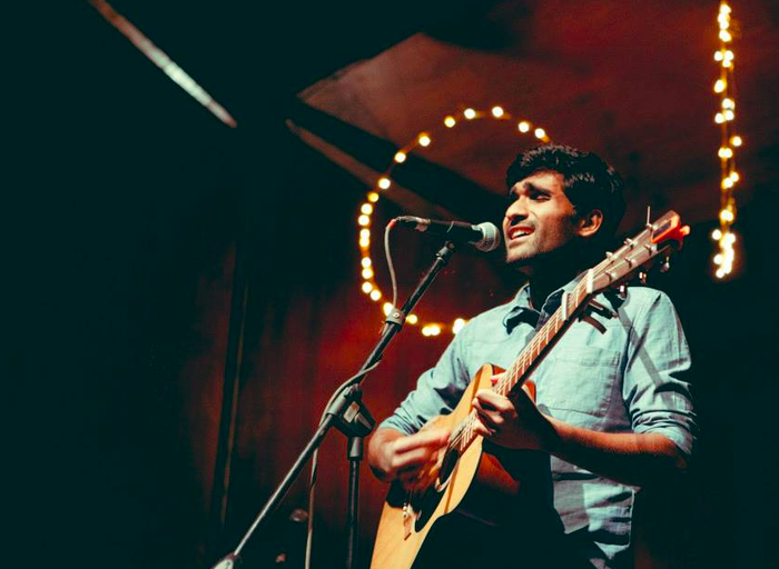 The singer-songwriter was the only Indian selected for the prestigious Converse Rubber Tracks Global Program, powered by his new EP, In Tokens & Charms.