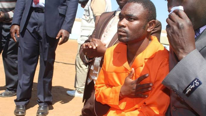 Clifford Dimba, a Zambian musician, was sentenced to jail for raping an underage girl.