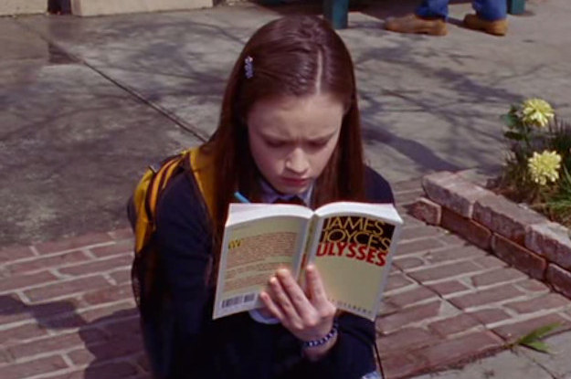 How Many Of The Books Mentioned On Quot Gilmore Girls Quot Have