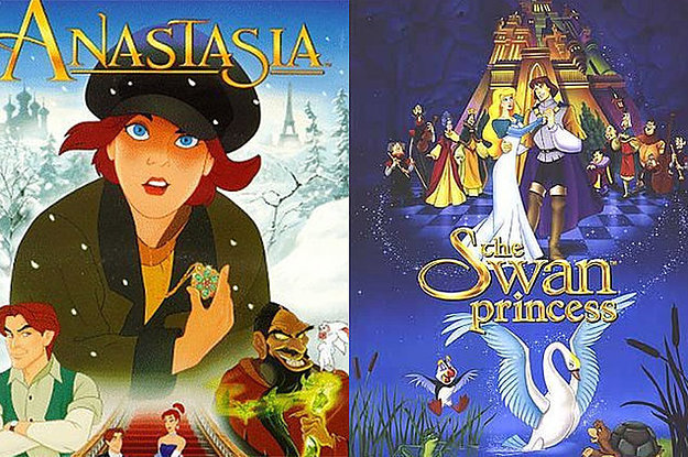 22 Non Disney Animated Movies You Forgot You Loved