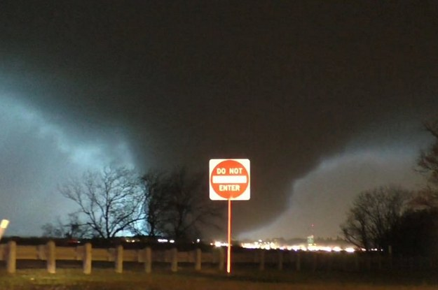 11 People Killed And Many Injured After A Dozen Tornadoes Hit Texas