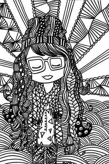 Mandalas Para Colorear Tumblr Imágenes Y Dibujos Para Colorear