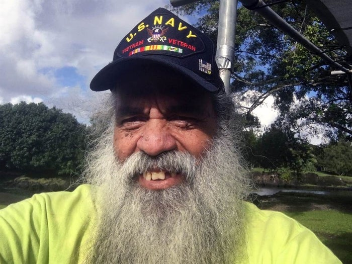 Pat Kahawaiolaa who is among those with at least 50% Native Hawaiian blood and eligible for low-cost land leases.