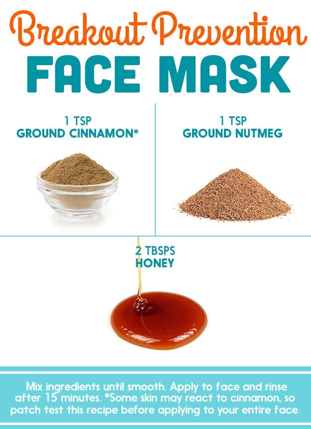 DIY Pinterest Face Masks