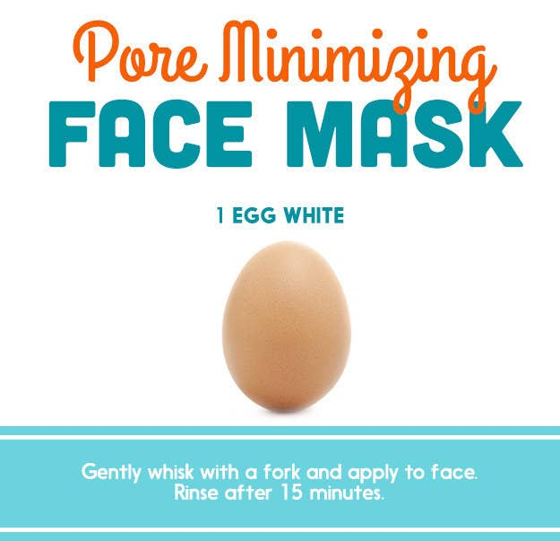 Common claims: According to many websites, just applying one egg white to your face tightens and tones your skin, and reduces excess sebum. What the experts say: It does tighten and tone your skin, and does help reduce excess sebum. But the tightening and toning effects are only temporary. Some blogs also talk about the vitamins and nutrients in the egg, which you won't necessarily see the benefits of without eating the egg. What the ingredient does: • Egg can help tighten and tone your skin, in the short term.