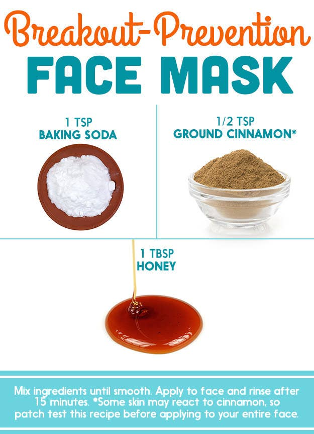 Heres what dermatologists said about those diy pinterest face masks honey baking soda cinnamon solutioingenieria